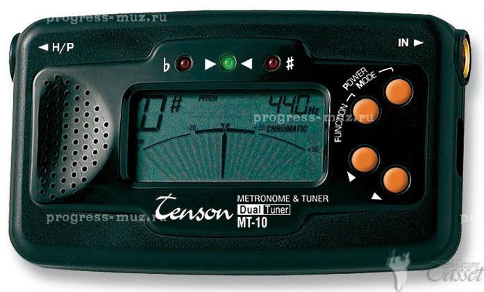 Tenson metronome/tuner mt-10